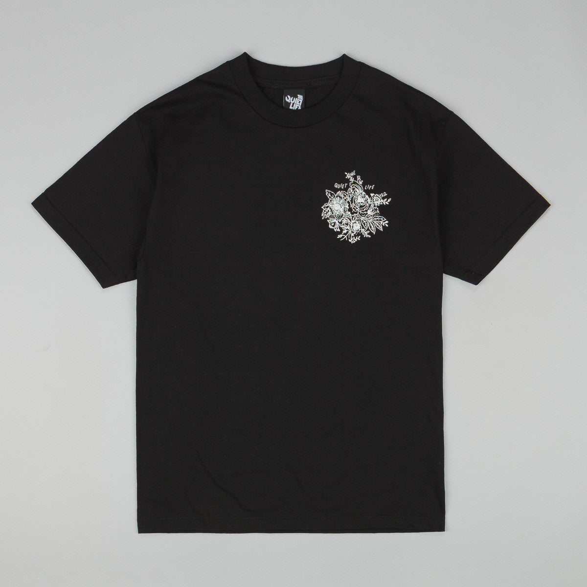 The Quiet Life Duggan T-Shirt - Black