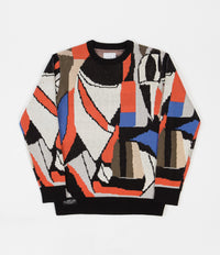 The Quiet Life Ekta Cotton Crewneck Sweatshirt - Multi