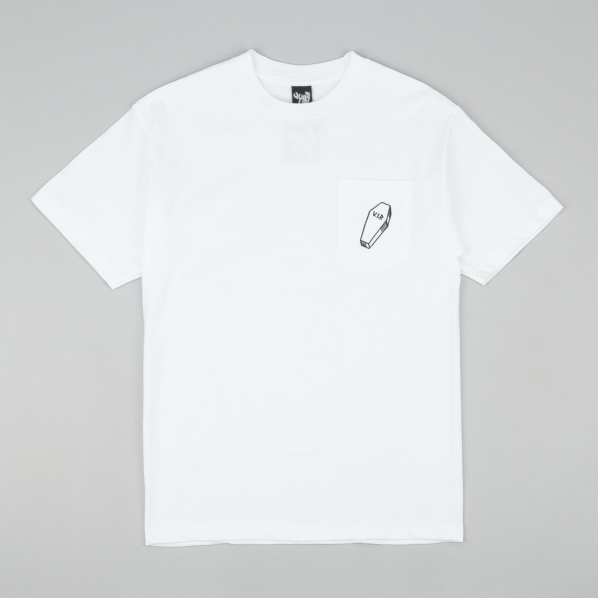 The Quiet Life VIP Embroidered Pocket T-Shirt