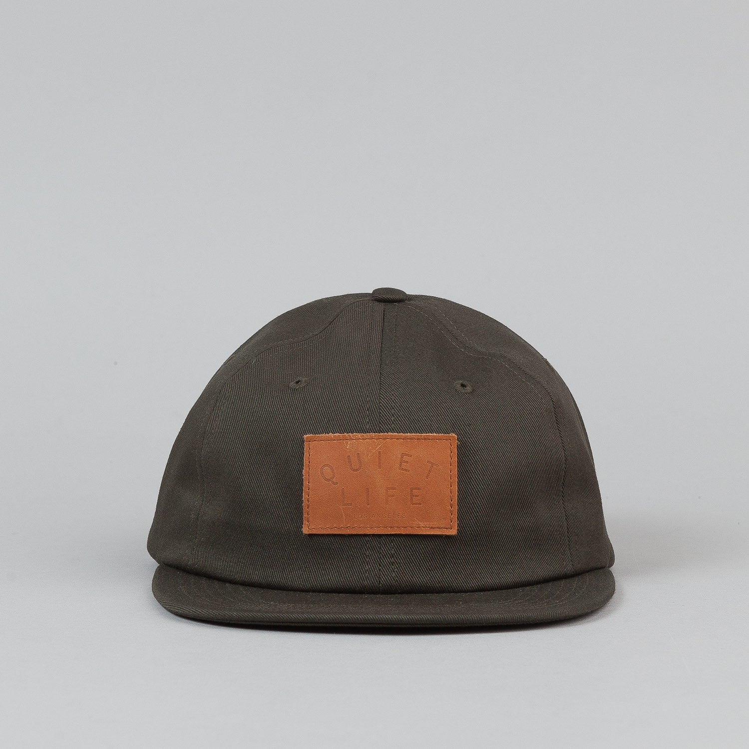 The Quiet Life Field Polo Cap - Army