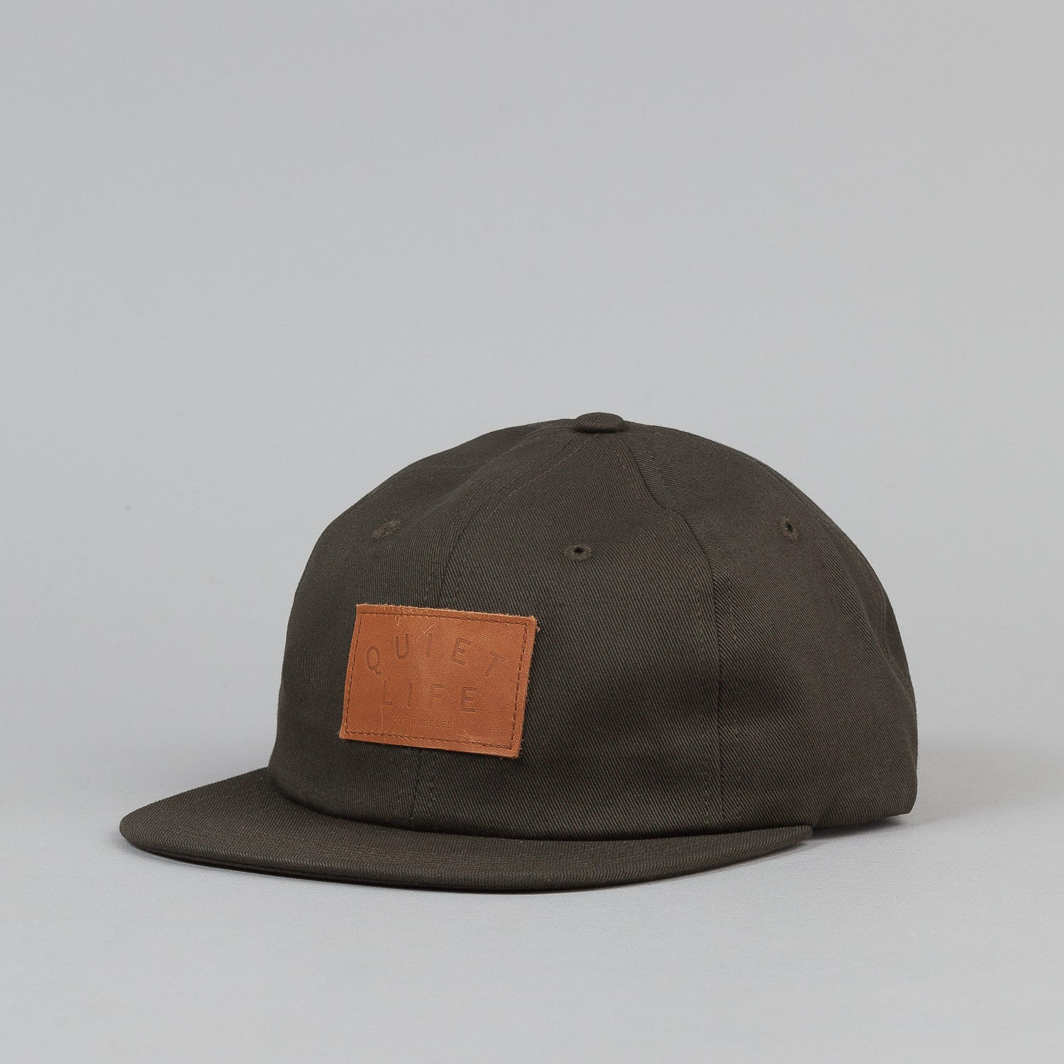 The Quiet Life Field Polo Cap