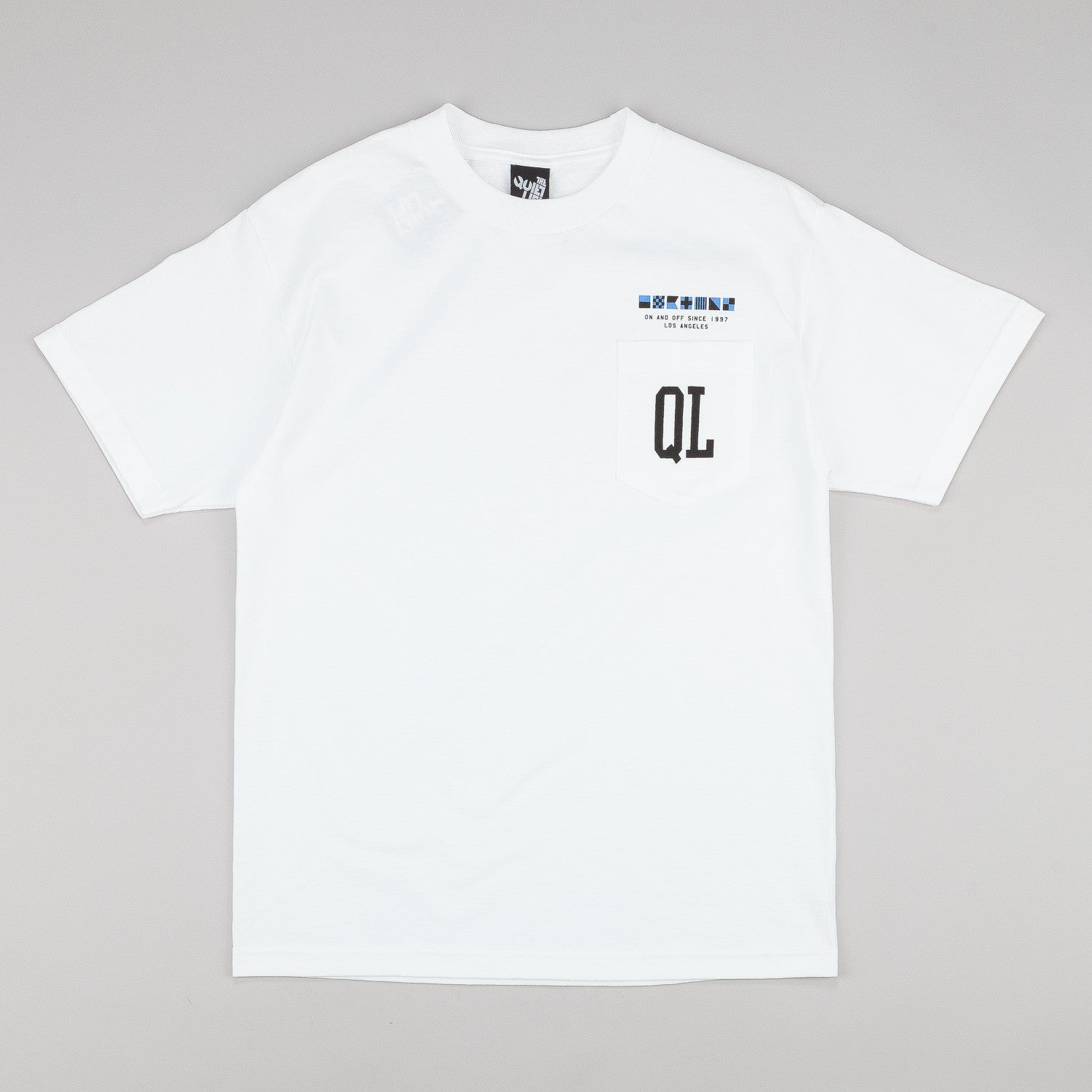 The Quiet Life Flagship Pocket T-Shirt