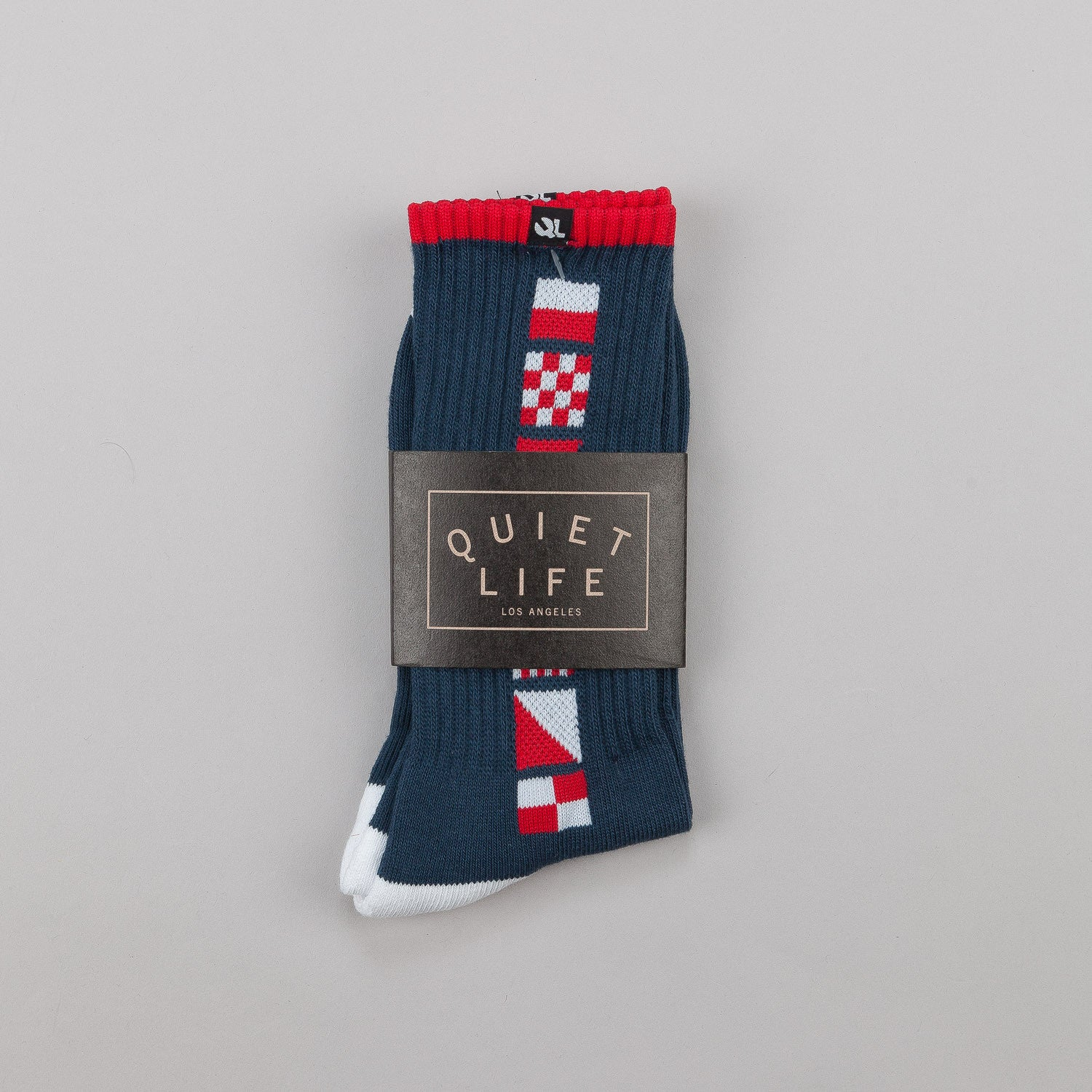 The Quiet Life Flagship Socks