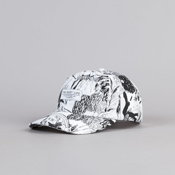 The Quiet Life Flora Polo Cap - White