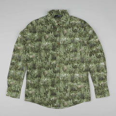The Quiet Life Forest Long Sleeve Shirt - Green