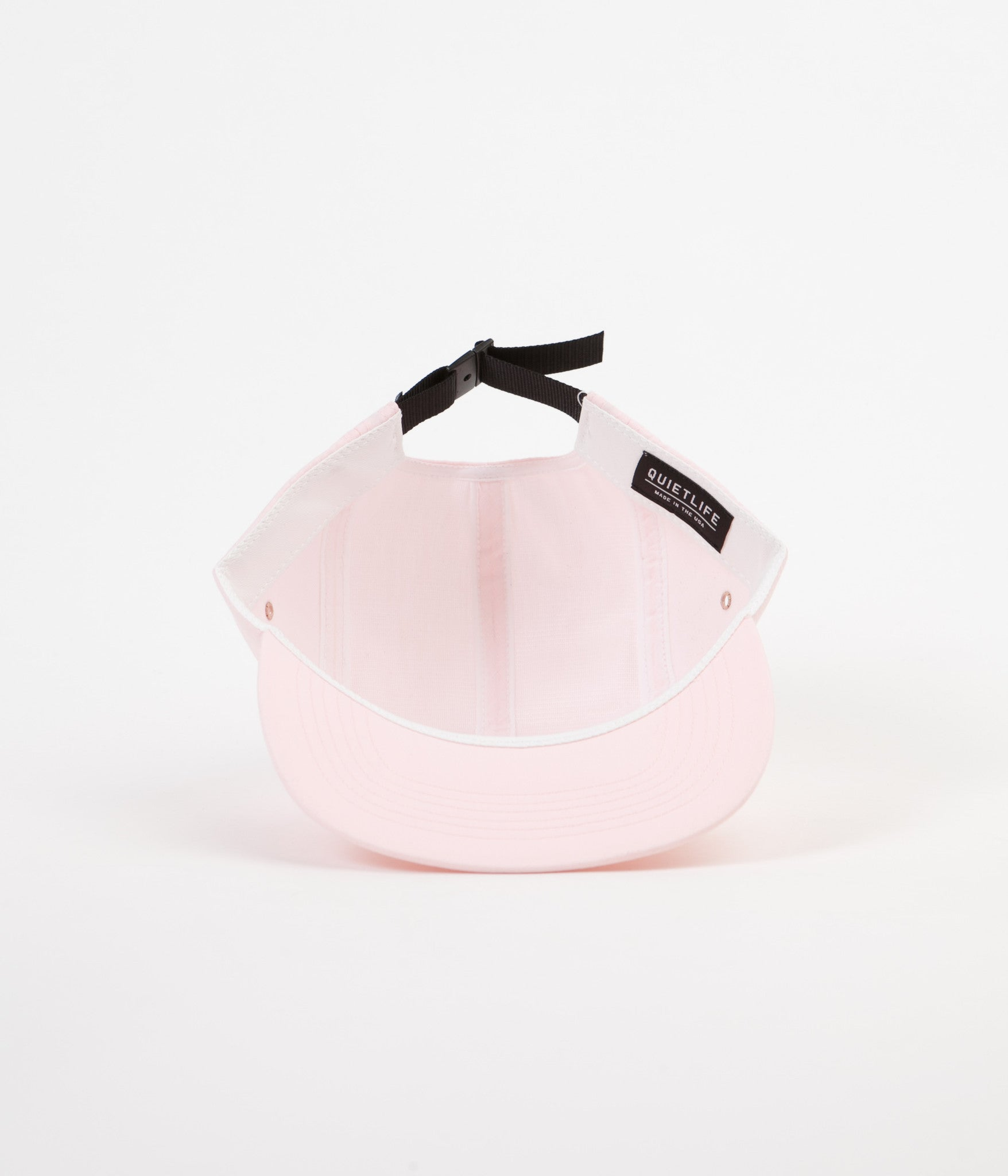 The Quiet Life Foundation 5 Panel Cap - Pink