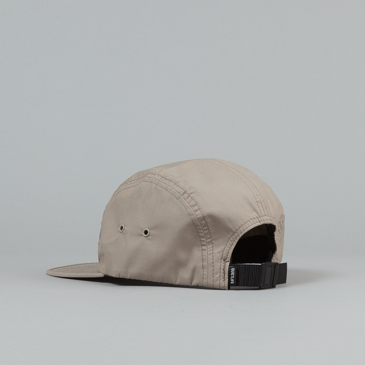 The Quiet Life Foundation 5 Panel Cap - Tan