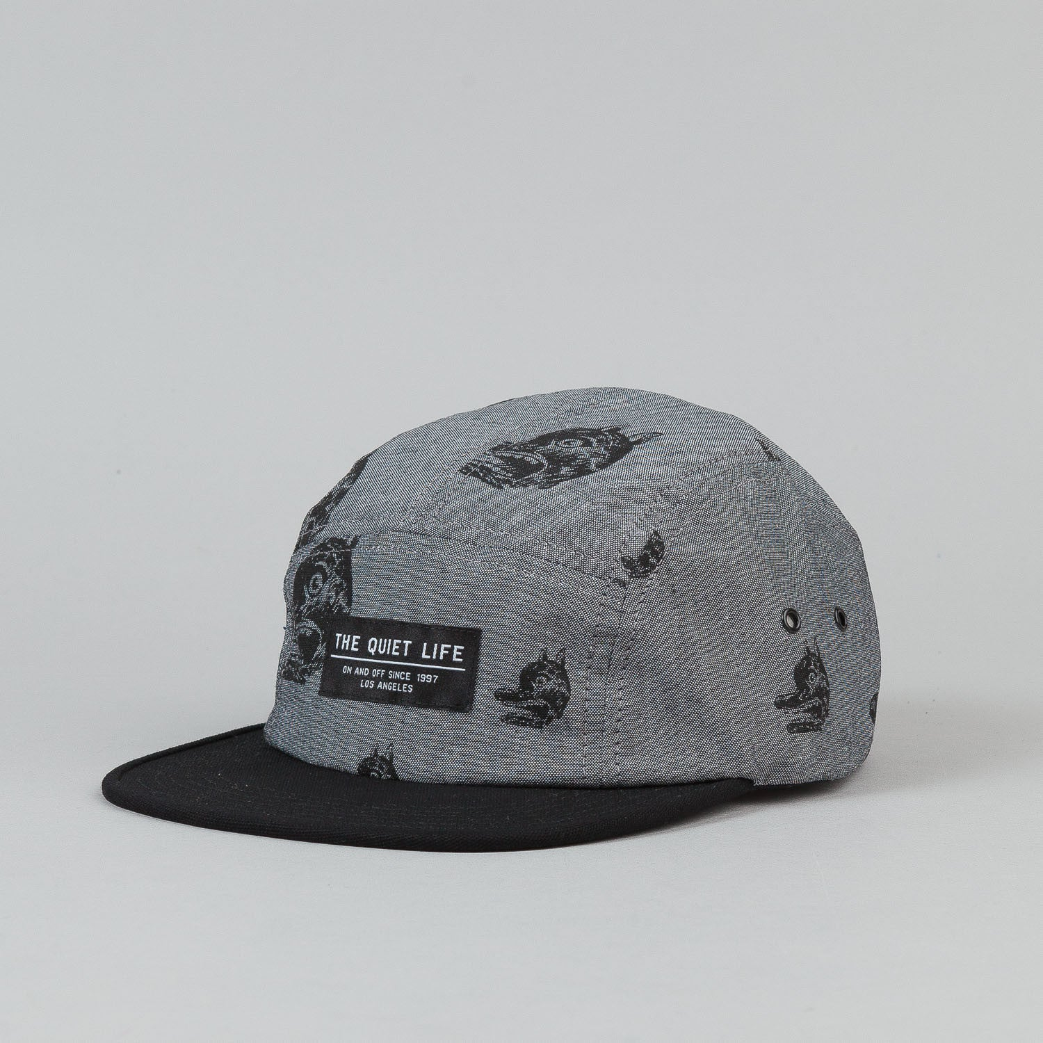 The Quiet Life Fudge Dog 5 Panel Cap