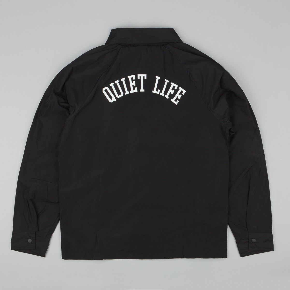 The Quiet Life Garage Jacket - Black