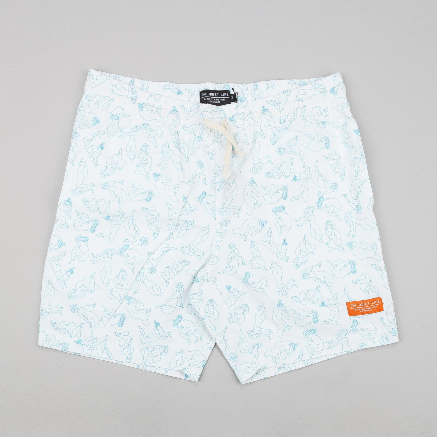 The Quiet Life Girls Beach Short