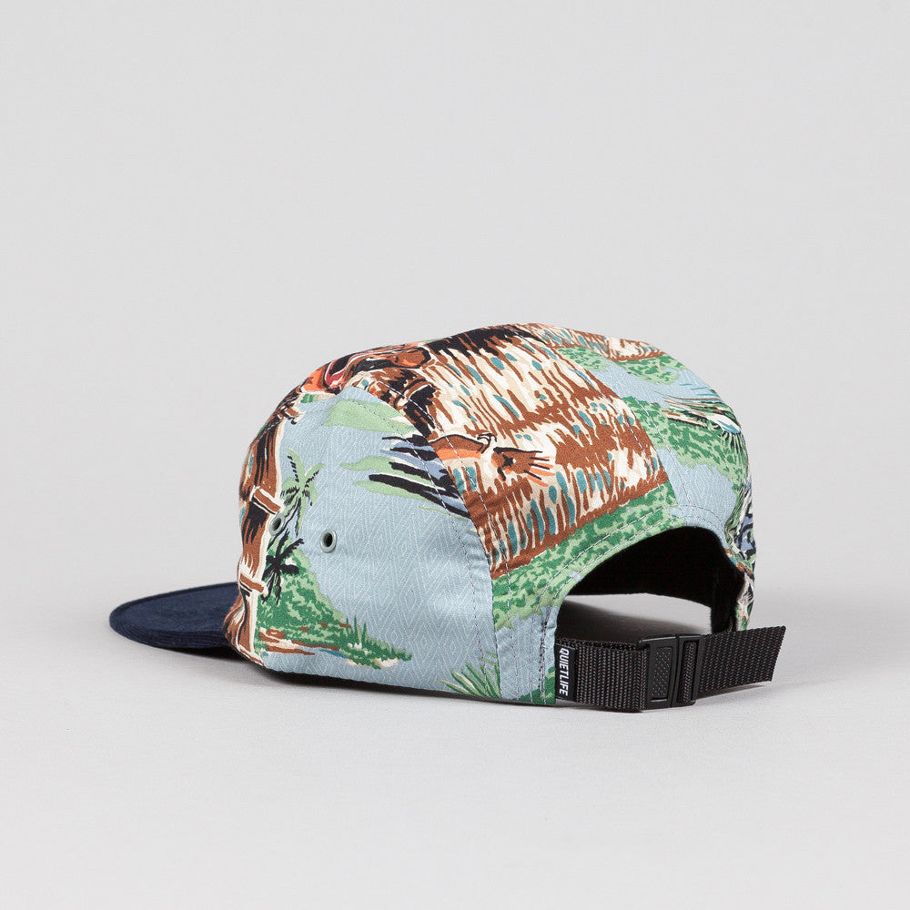 The Quiet Life X Watershed Haleiwa 5 Panel Cap