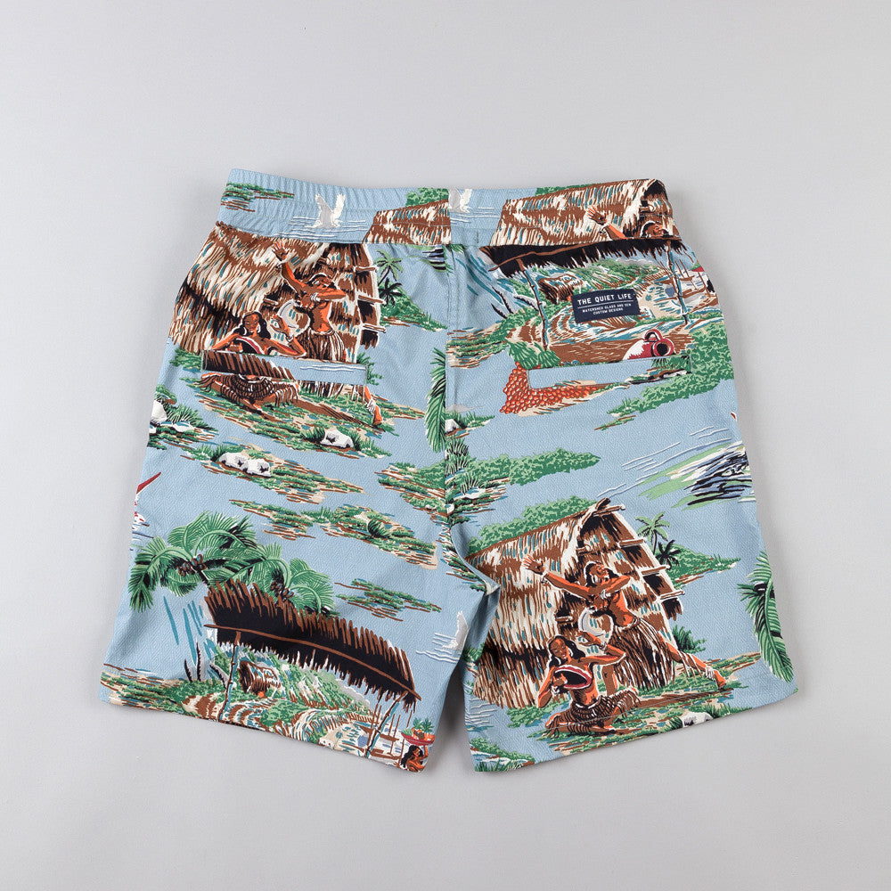 The Quiet Life X Watershed Haleiwa Shorts