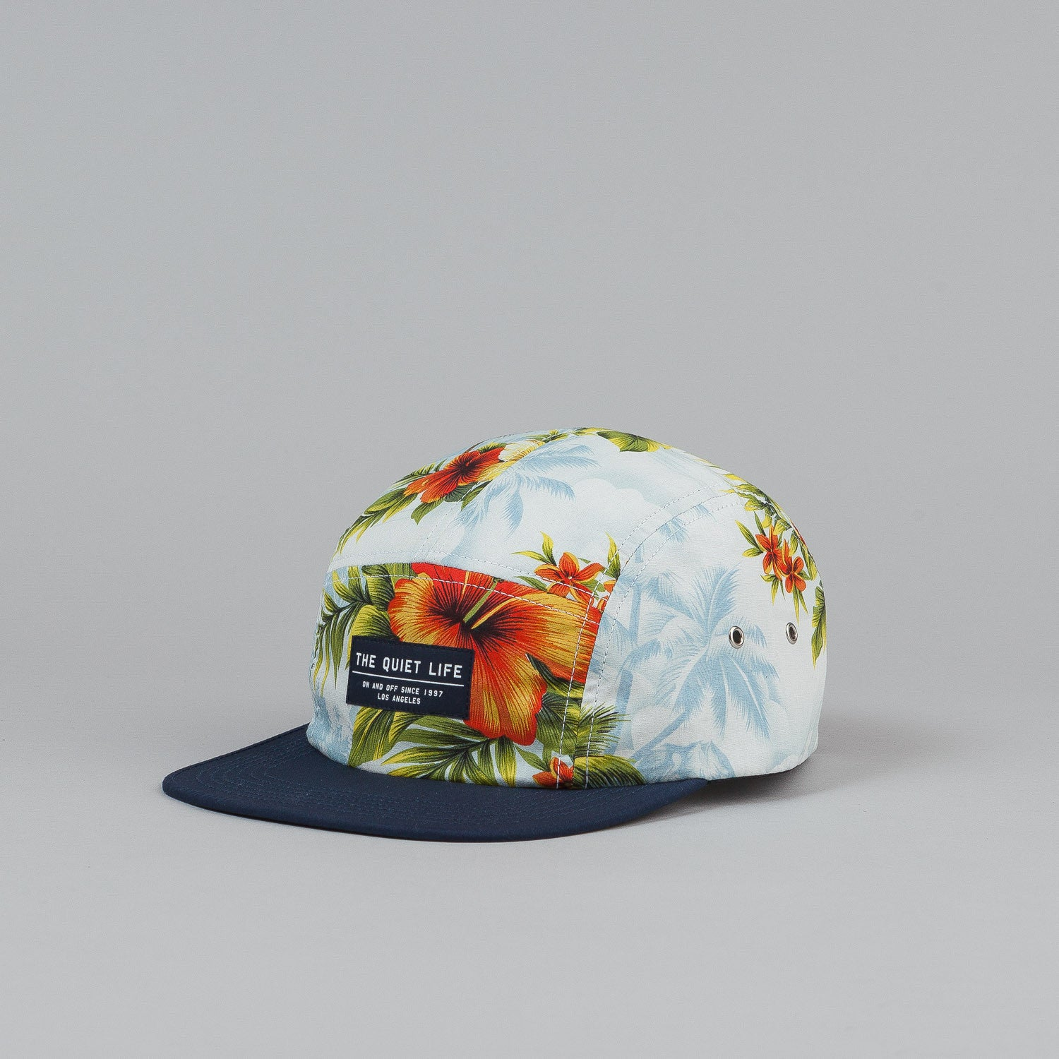 The Quiet Life Hawaiian 5 Panel Cap