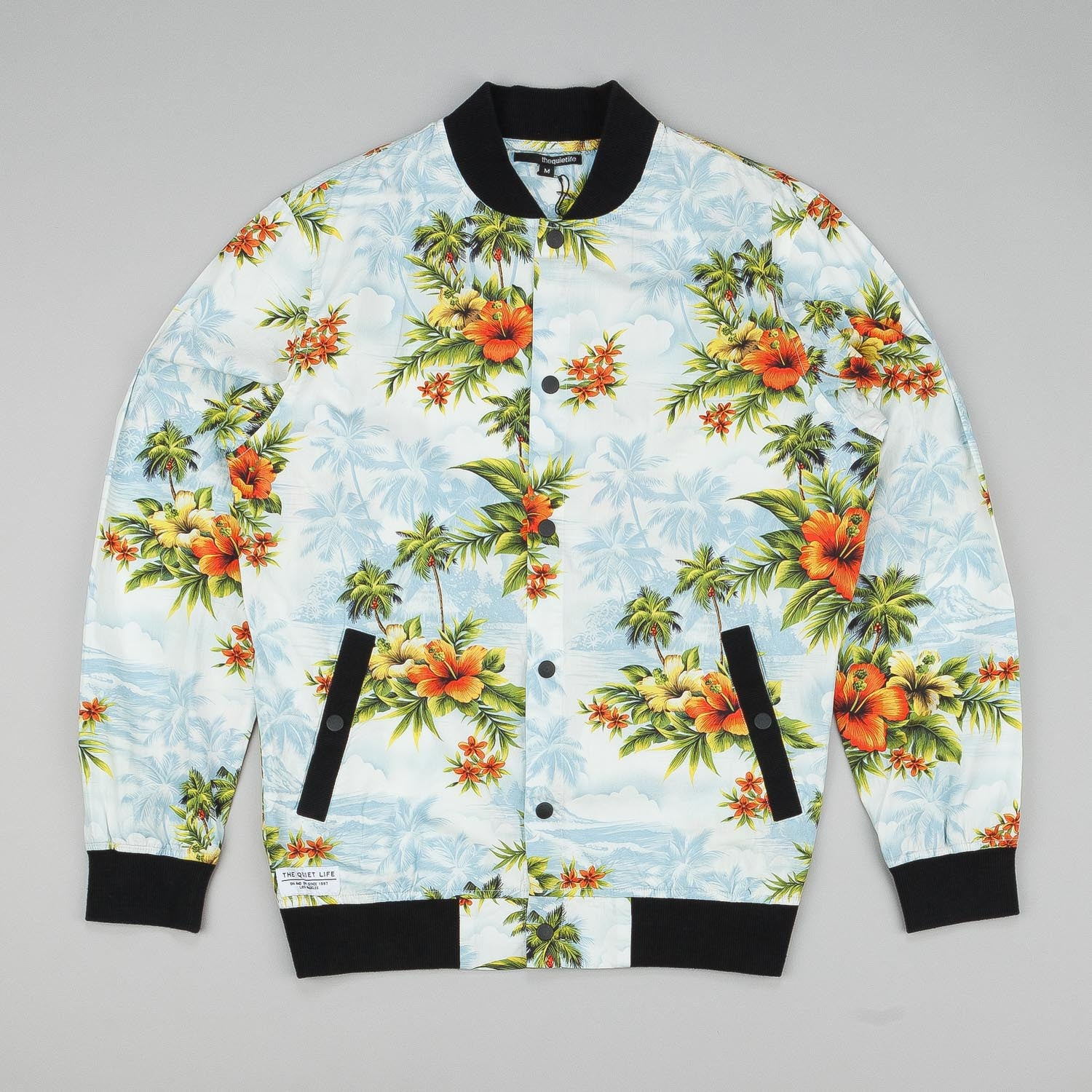 The Quiet Life Hawaiian Coach Jacket