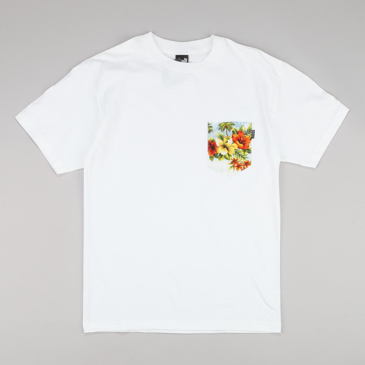 The Quiet Life Hawaiian Pocket T-Shirt