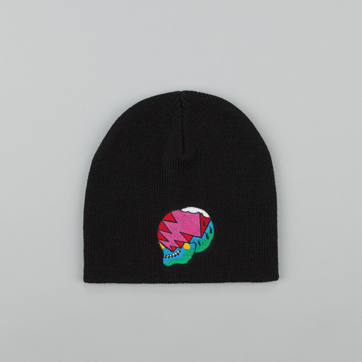 The Quiet Life Herndon Skull Beanie