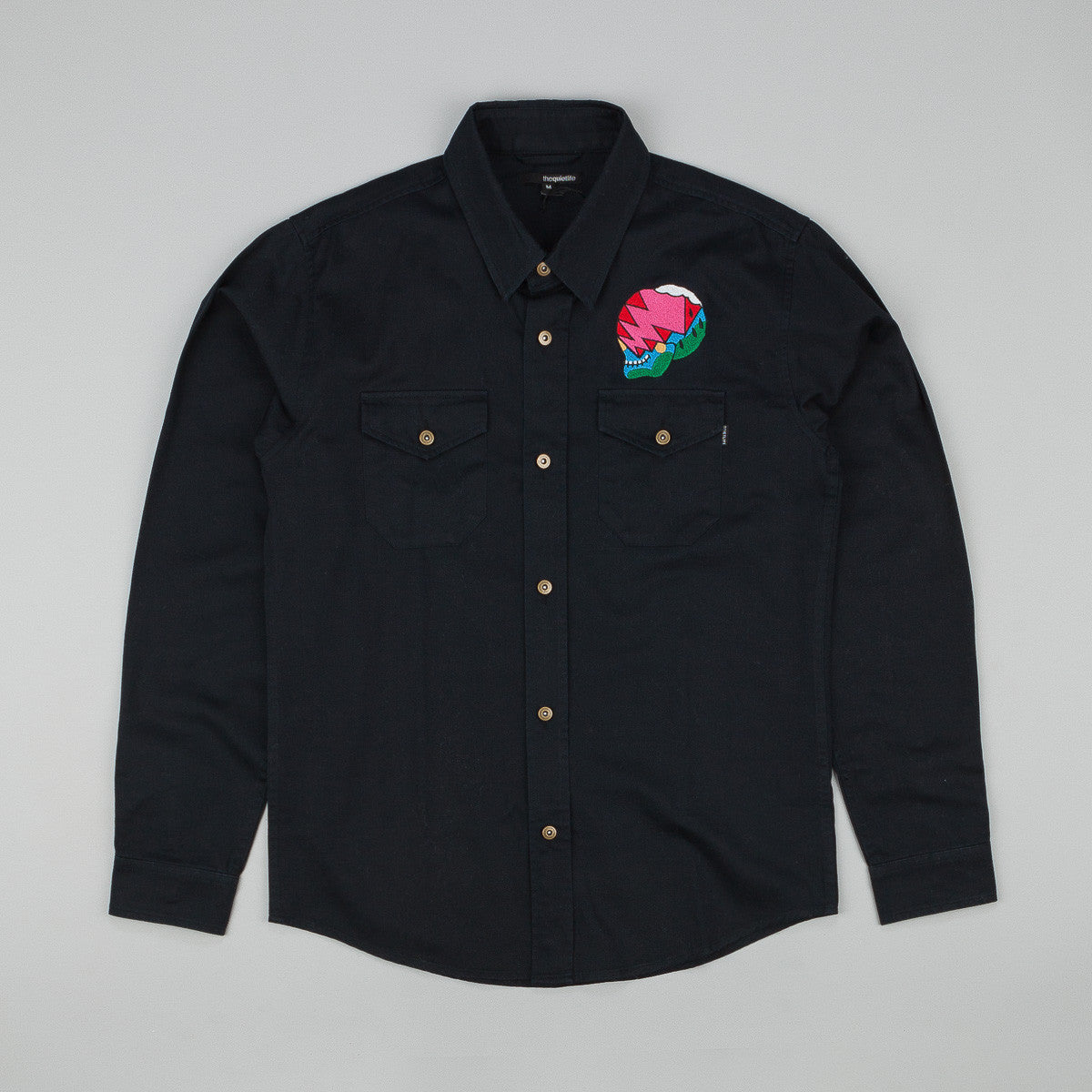 The Quiet Life Herndon Skull Workshirt