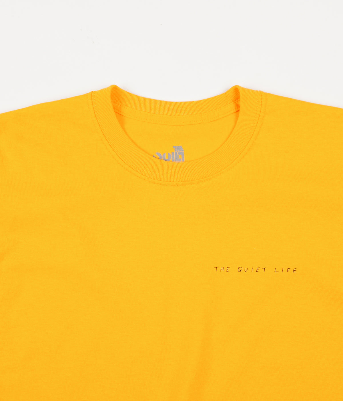 The Quiet Life Hoeckel Long Sleeve T-Shirt - Gold