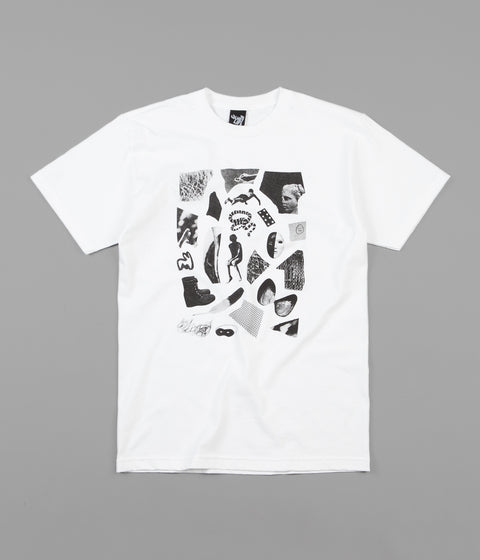The Quiet Life Hoeckel T-Shirt - White