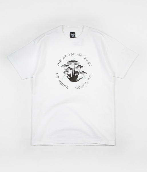 The Quiet Life House of Quiet T-Shirt - White