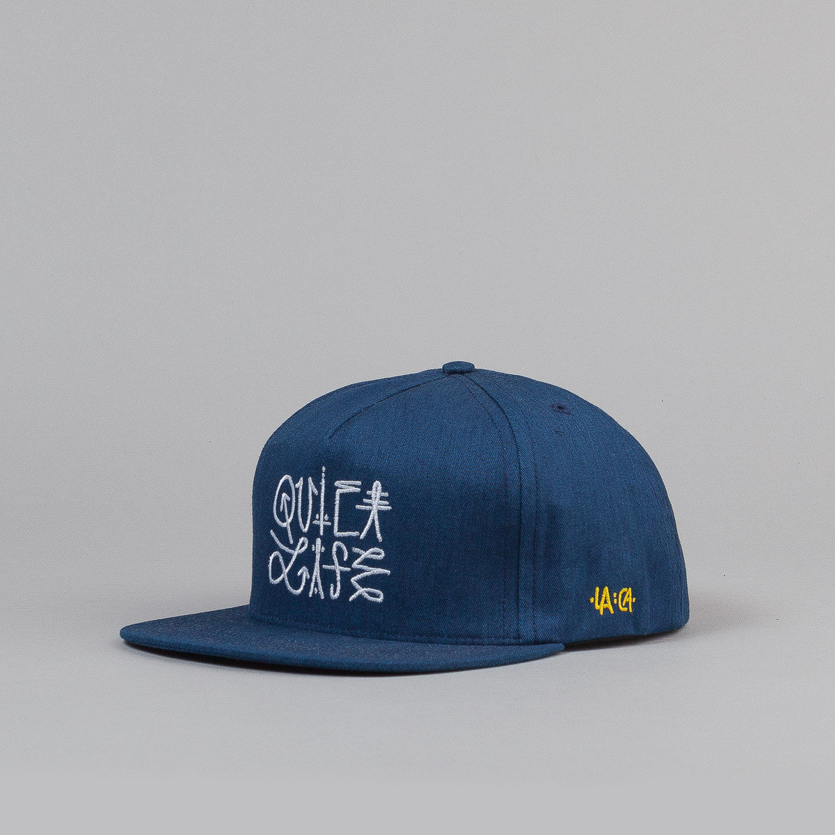 The Quiet Life Hudson Snapback Cap