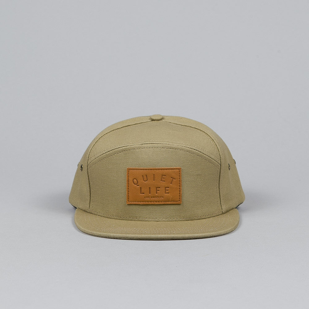 The Quiet Life Hybrid Cap Tan