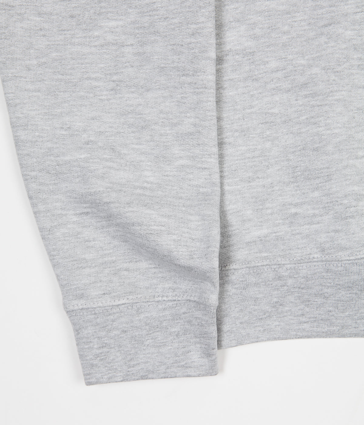 The Quiet Life Hyena Crewneck Sweatshirt - Heather Grey