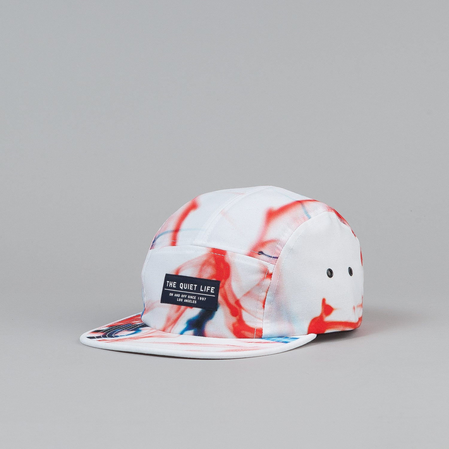 The Quiet Life Ink 5 Panel Cap - All Over Print