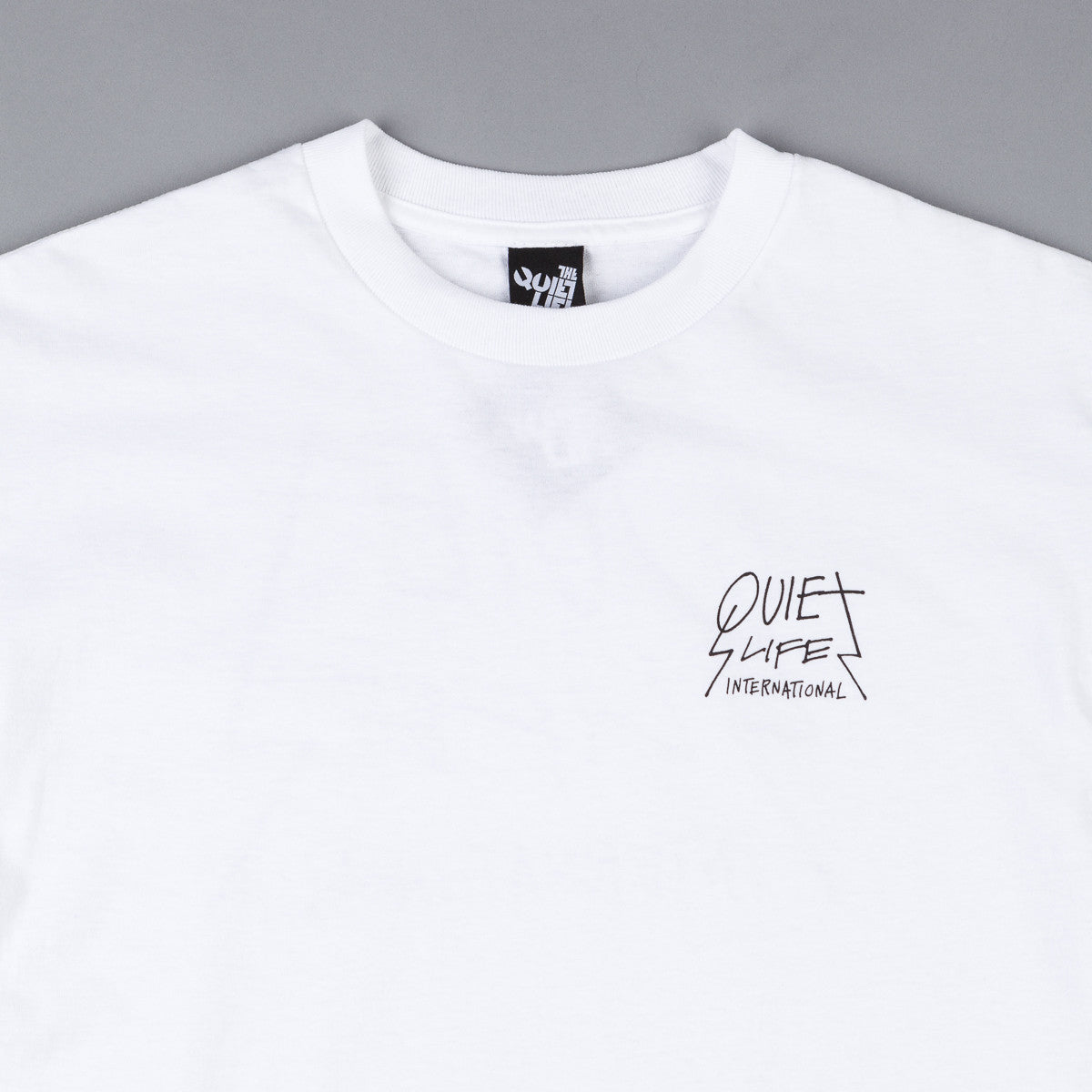 The Quiet Life International T-Shirt - White