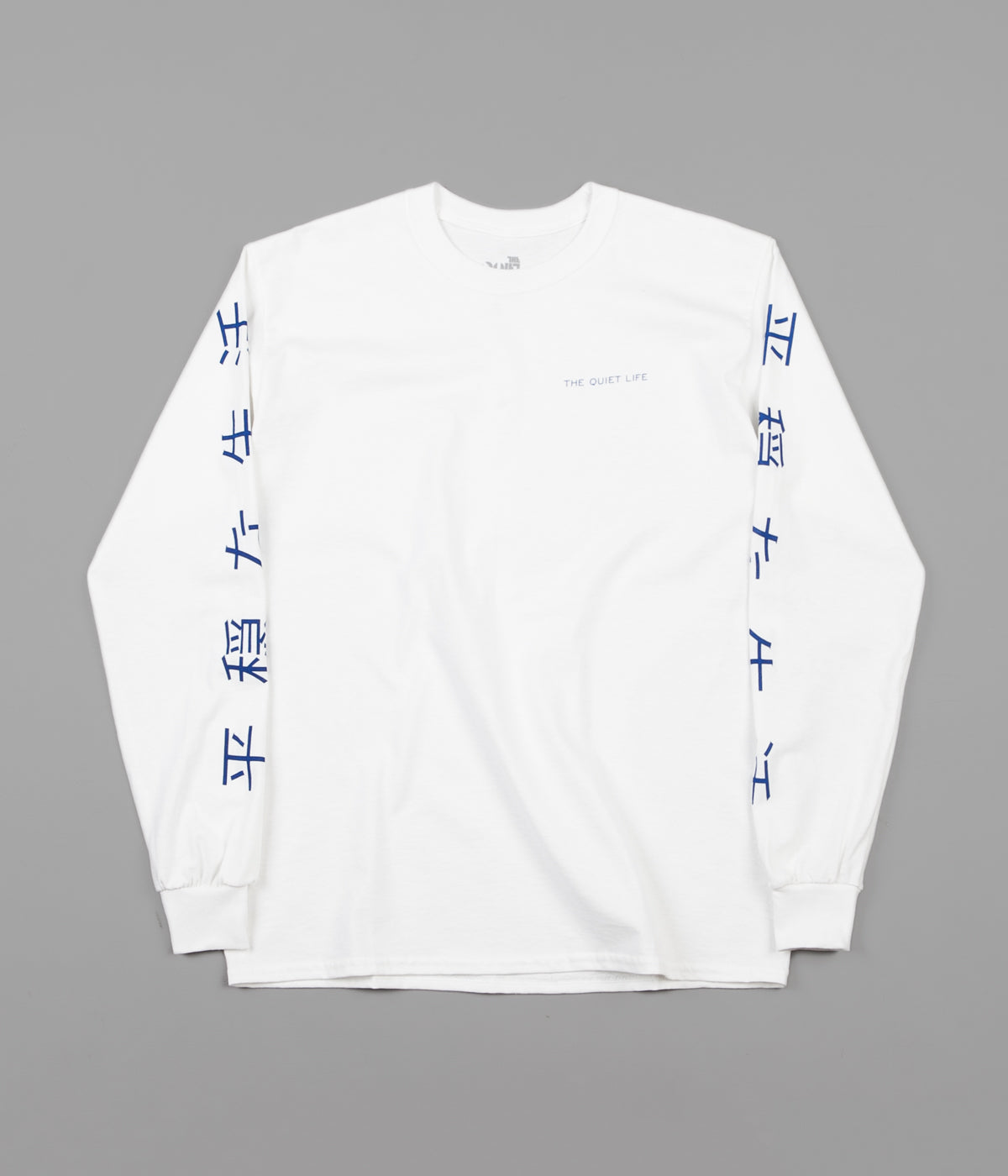 The Quiet Life Japan Long Sleeve T-Shirt - White