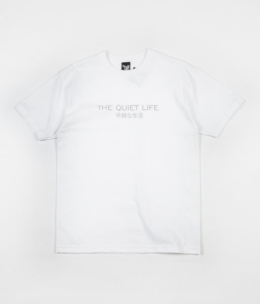 The Quiet Life Japan T-Shirt - White