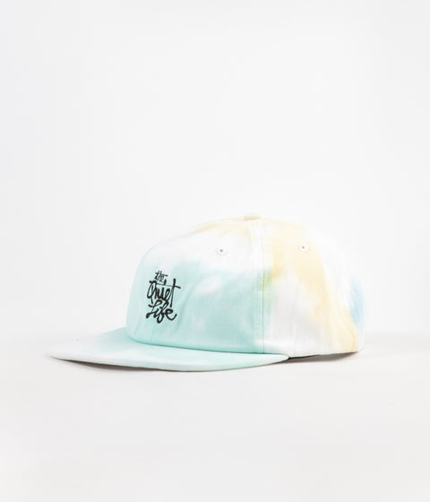 The Quiet Life Jose Polo Cap - Tie Dye