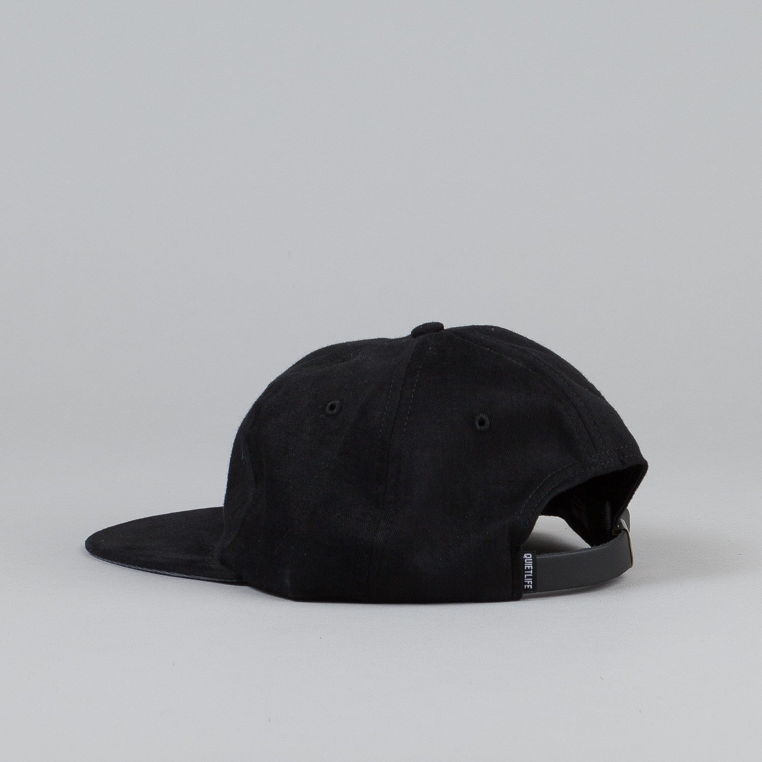 The Quiet Life Katsuo Polo Cap Black