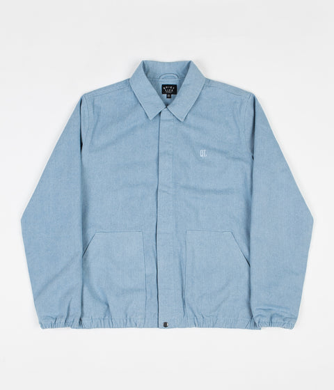The Quiet Life Kenney Garage Jacket - Light Denim