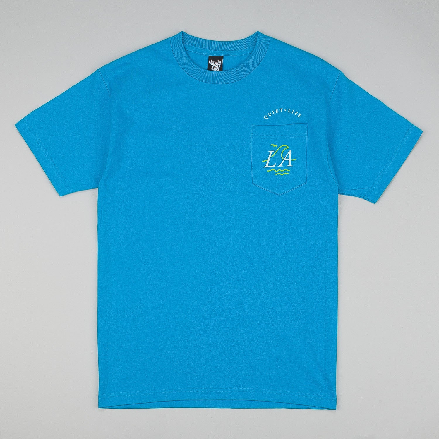 The Quiet Life LA Wave Pocket T-Shirt
