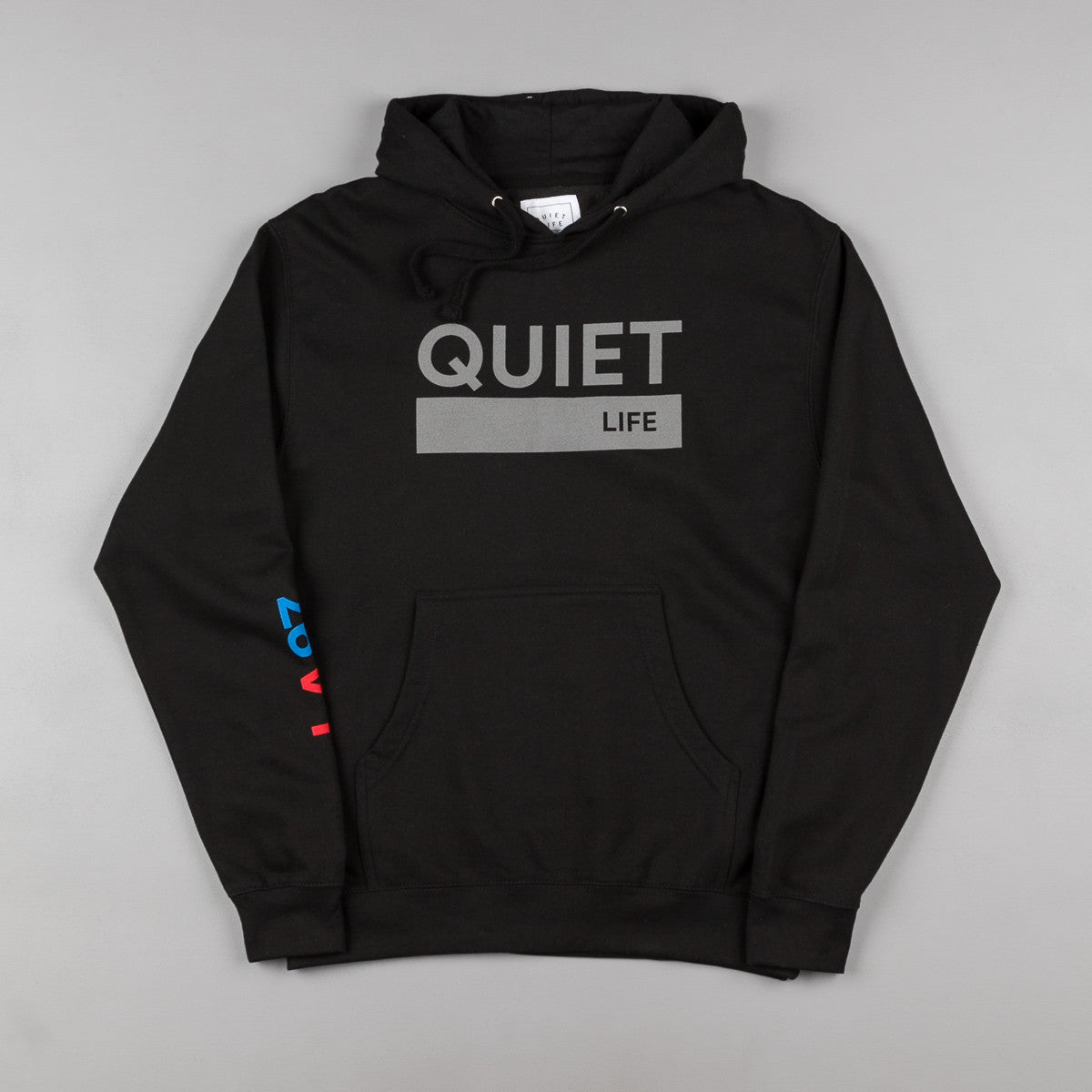 The Quiet Life League Hooded Sweatshirt - Black