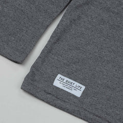 The Quiet Life League Long Sleeve T-Shirt - Heather Grey