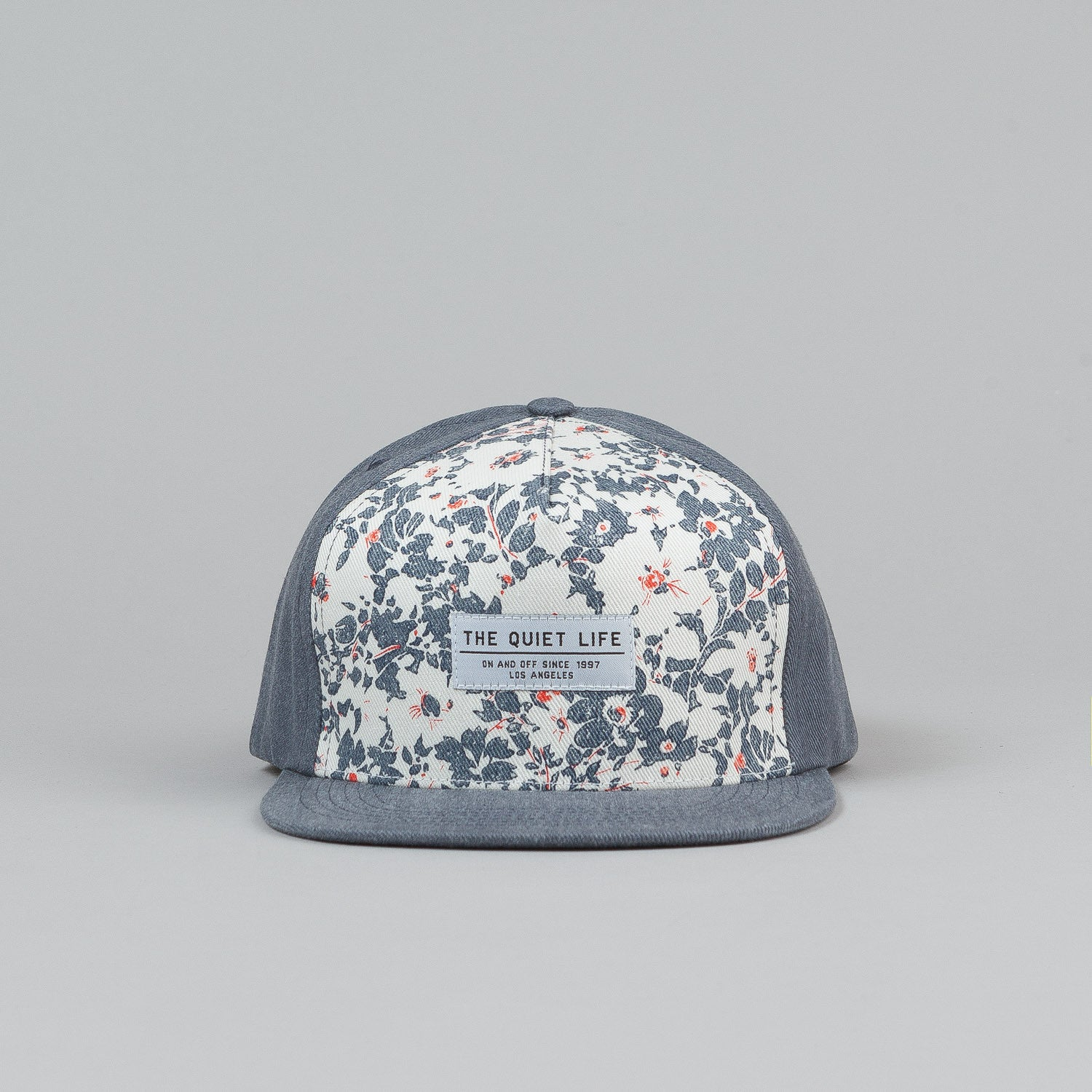 The Quiet Life Liberty Floral Snapback Cap - Floral