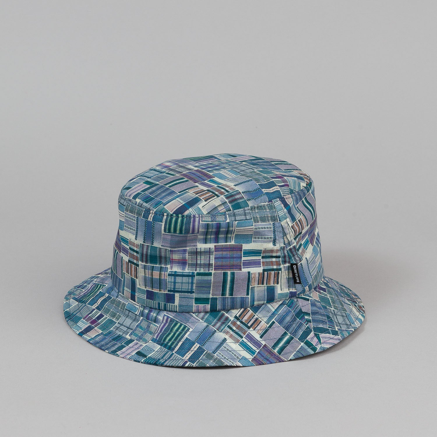 The Quiet Life Liberty Madras Bucket Hat