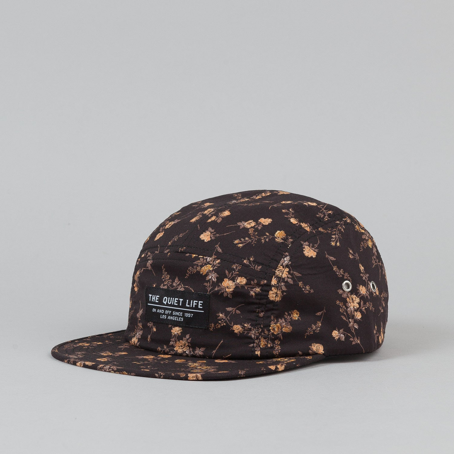 The Quiet Life Liberty Rose 5 Panel Cap