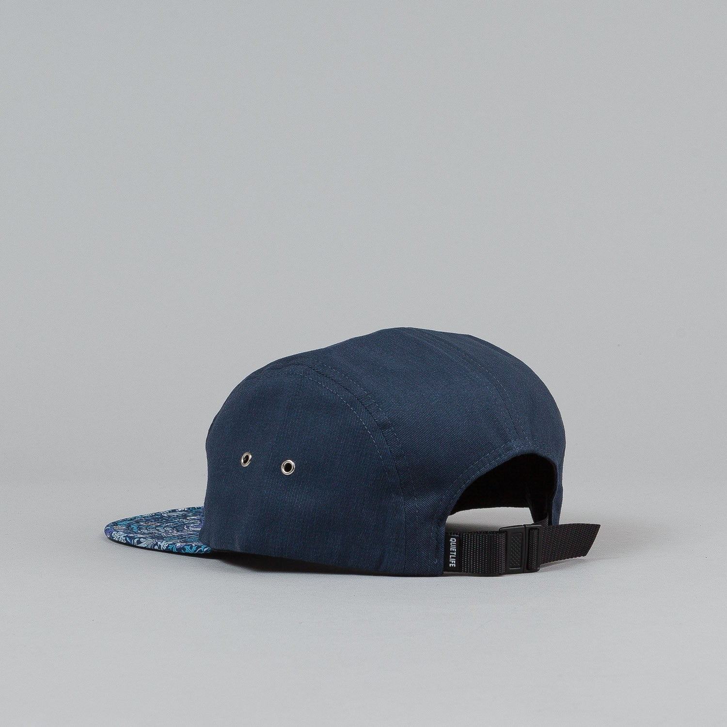The Quiet Life Liberty Strawberry 5 Panel Cap