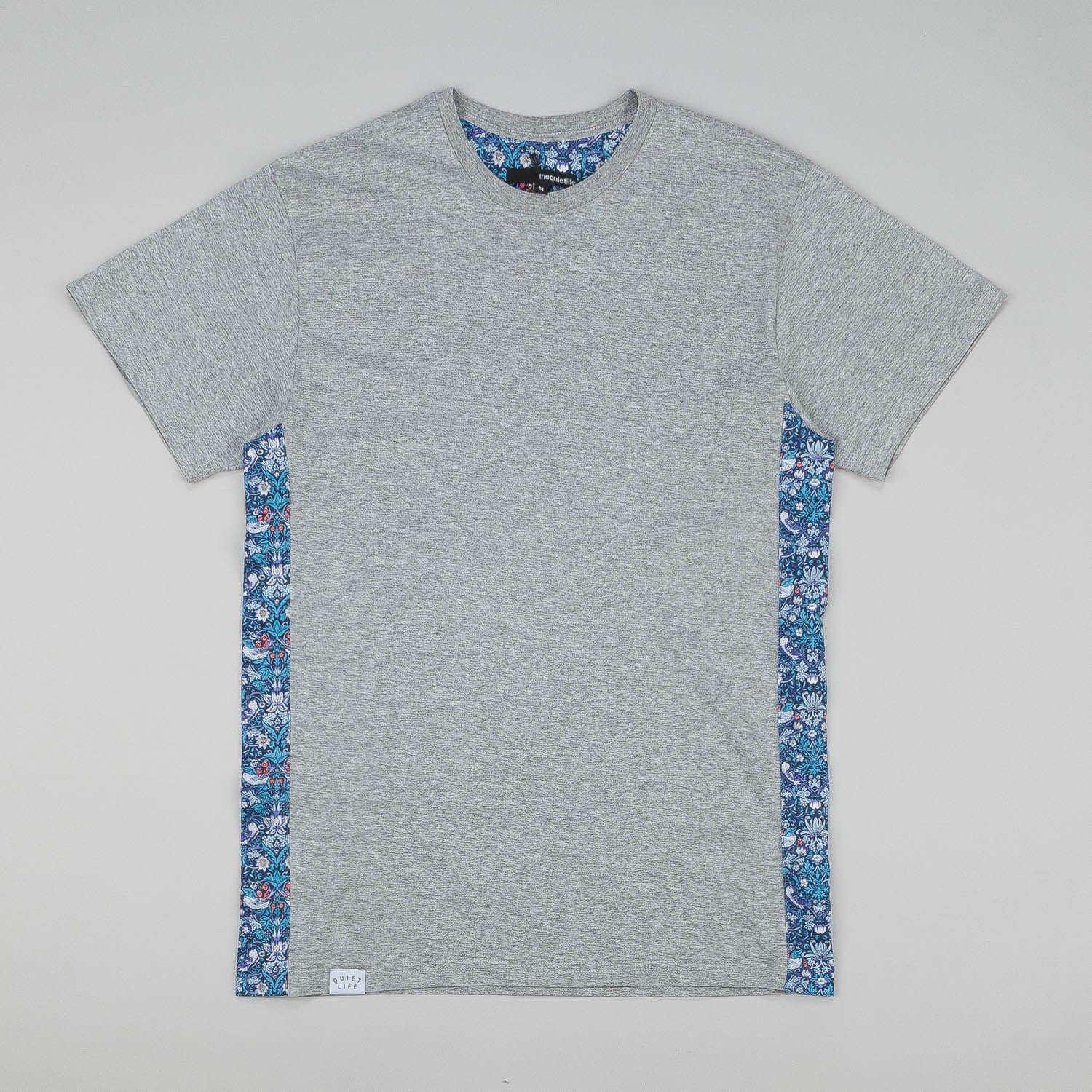 The Quiet Life Liberty Strawberry Side Panel T-Shirt