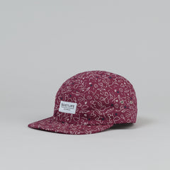 The Quiet Life Lilac 5 Panel Cap