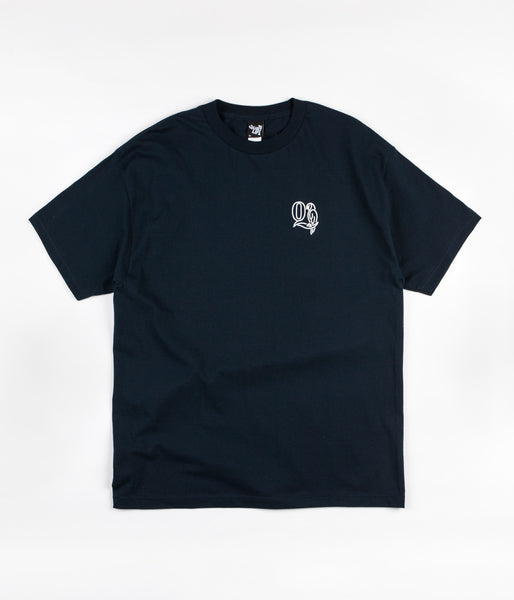 The Quiet Life Macaw T-Shirt - Navy
