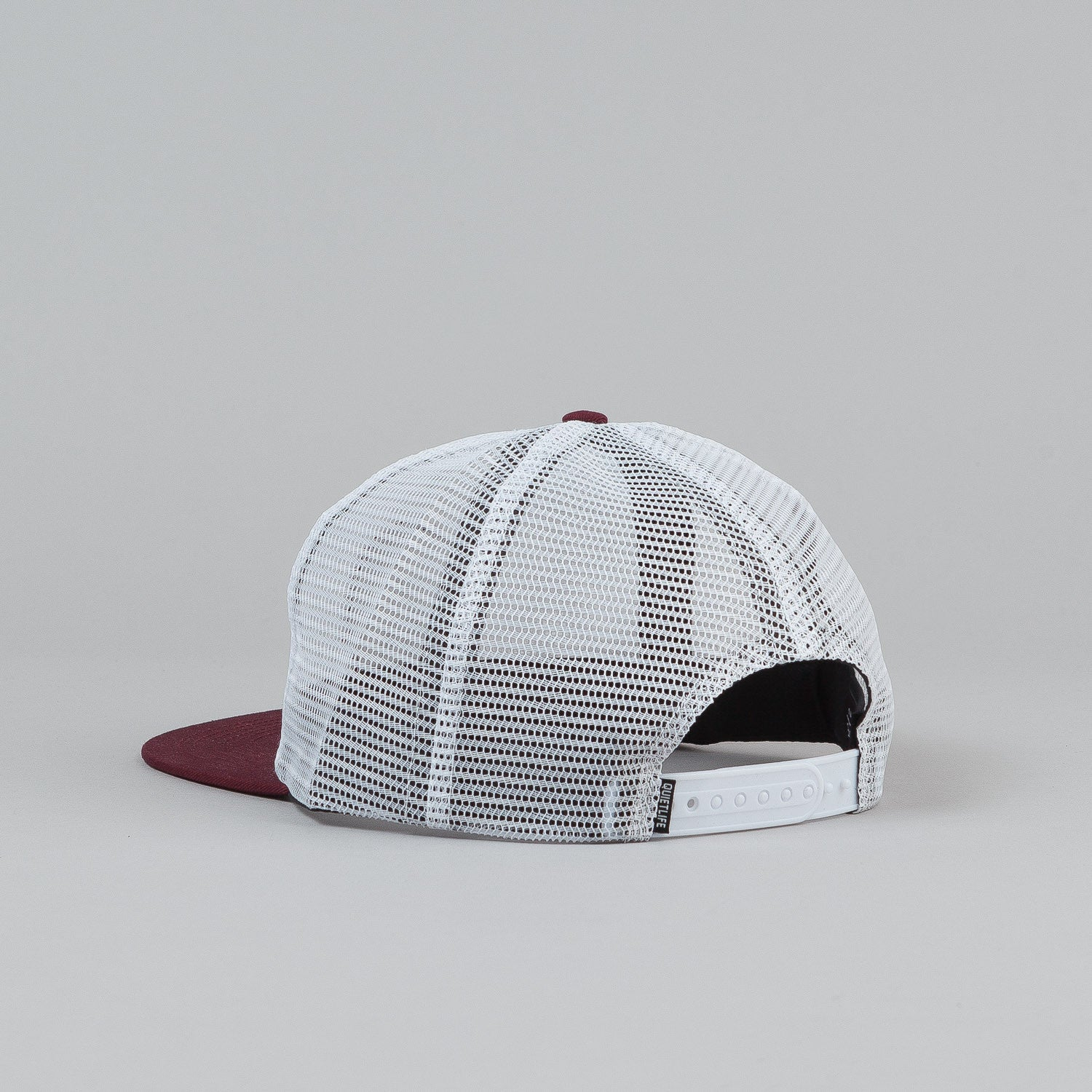 The Quiet Life Mesh Trucker Cap - White Upper