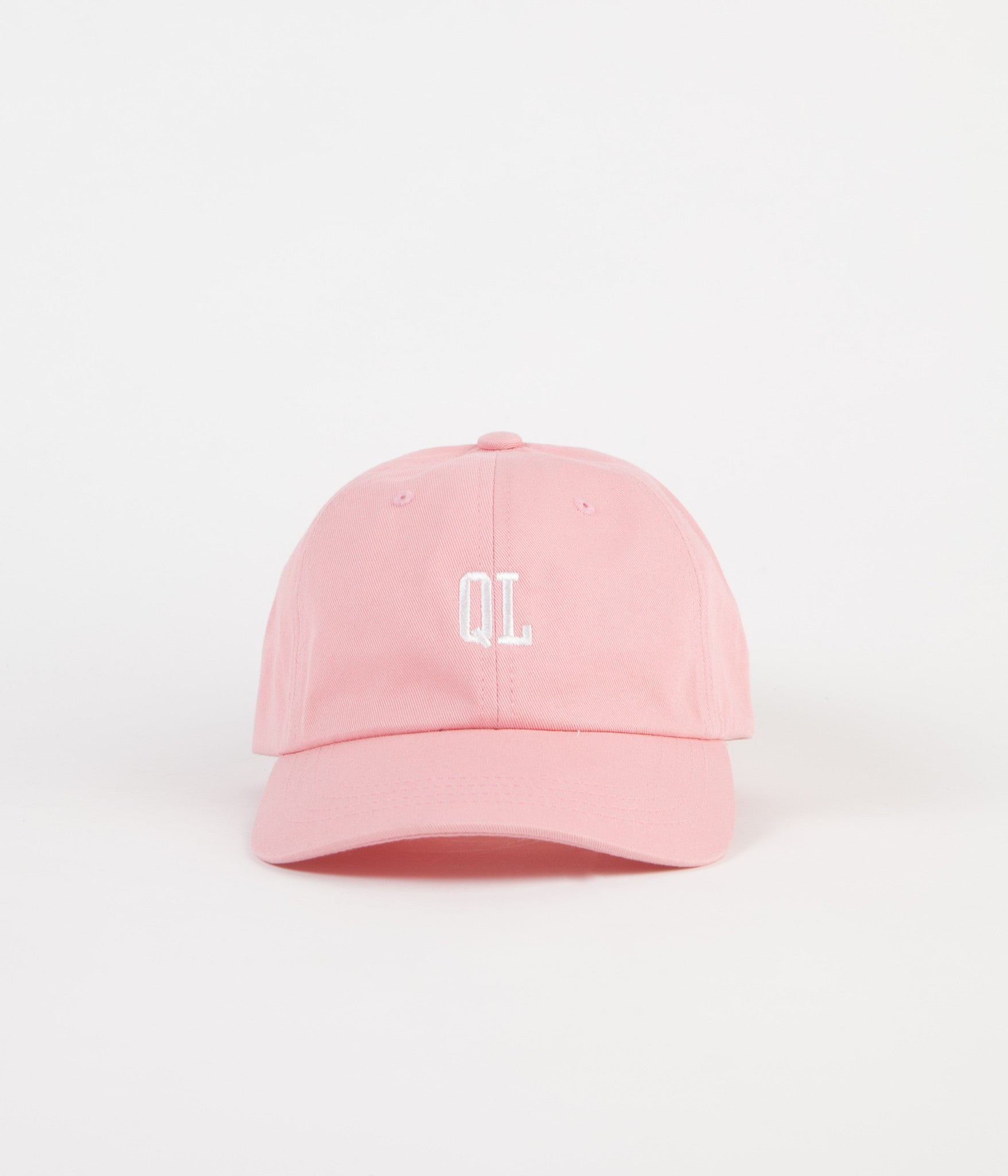 The Quiet Life Micro QL Dad Cap - Pink