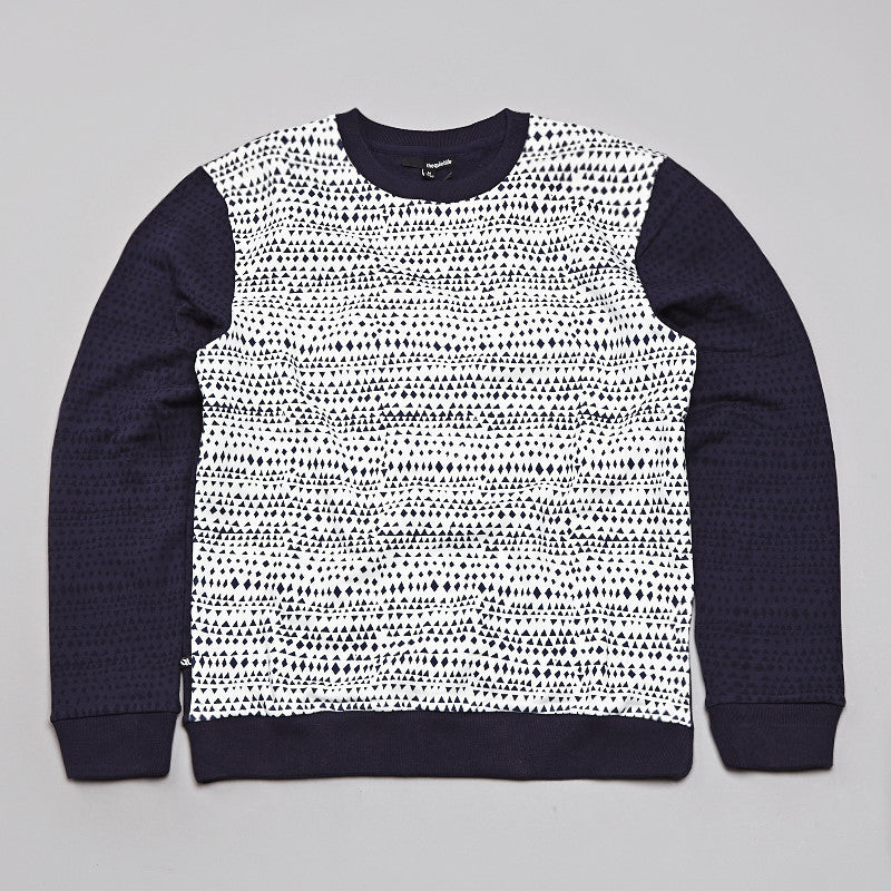 The Quiet Life Misato Sweatshirt Navy