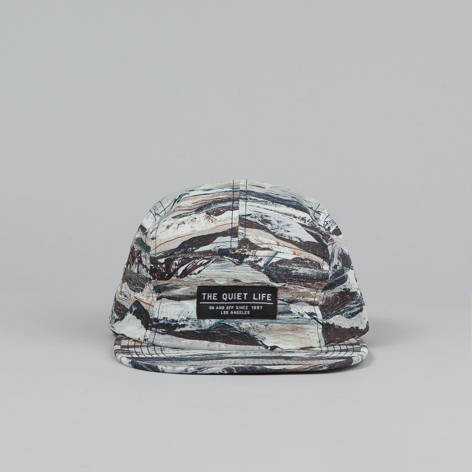 The Quiet Life Mountain 5 Panel Cap - Mountain