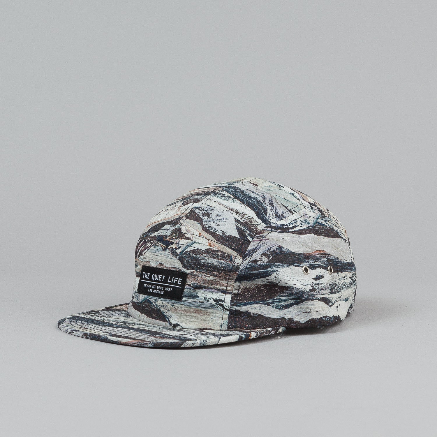 The Quiet Life Mountain 5 Panel Cap