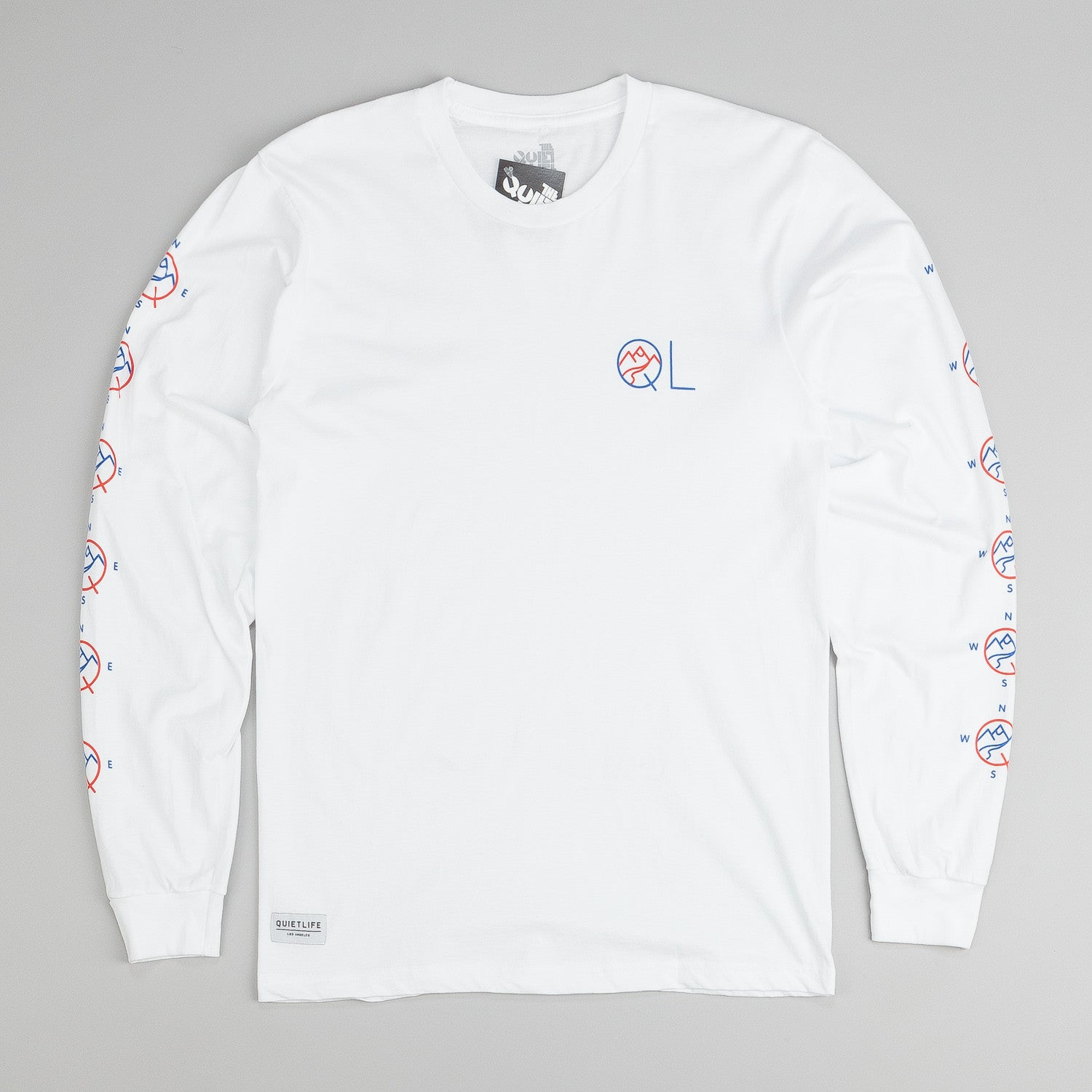 The Quiet Life Mountain L/S T-Shirt